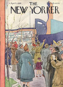 The New Yorker April 1, 1939 Magazine