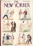 The New Yorker September 9, 1939 Magazine