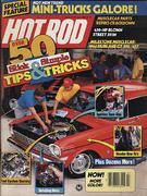Hot Rod Magazine July 1988 Magazine