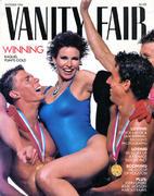 Vanity Fair Magazine October 1984 Magazine
