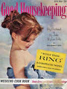 Good Housekeeping June 1954 Magazine