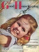 Good Housekeeping August 1955 Magazine