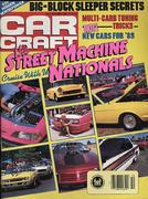 Car Craft Magazine October 1988 Magazine