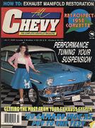 All Chevy Magazine July 1989 Magazine