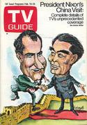 TV Guide February 19, 1972 Magazine