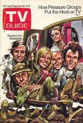 TV Guide February 9, 1974 Magazine