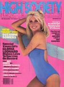 High Society Magazine December 1979 Magazine