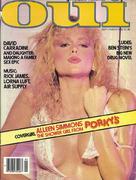 Oui Magazine September 1982 Magazine