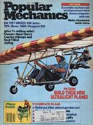 Popular Mechanics July 1, 1980 Magazine