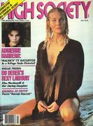 High Society Magazine July 1980 Magazine