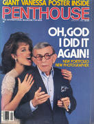 Penthouse Magazine January 1985 Vintage Magazine