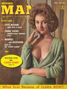 Modern Man Magazine May 1961 Magazine