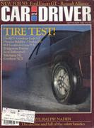 Car and Driver Magazine September 1982 Magazine