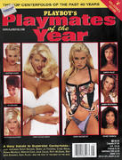 Playboy's Playmates of the Year Magazine January 2001 Magazine