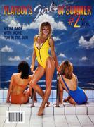 Playboy's Girls of Summer #2 Vintage Magazine