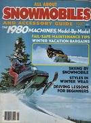 All About Snowmobiles Magazine December 1979 Magazine