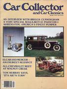Car Collector and Car Classics Magazine April 1981 Magazine