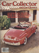 Car Collector and Car Classics Magazine June 1980 Magazine