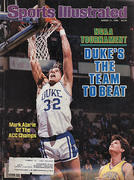 Sports Illustrated March 17, 1986 Magazine