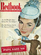 Redbook Magazine April 1954 Magazine