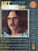Hit Parader Magazine September 1971 Magazine