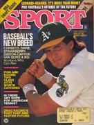 Sport Magazine July 1989 Magazine