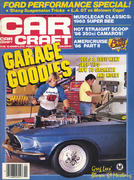 Car Craft Magazine February 1986 Magazine
