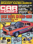 Car Craft Magazine April 1986 Magazine