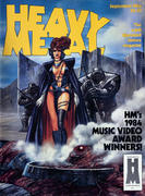Heavy Metal Magazine September 1984 Magazine