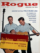 Rogue Magazine October 1960 Magazine