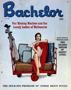 Bachelor Magazine September 1958 Magazine
