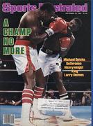 Sports Illustrated September 30, 1985 Magazine