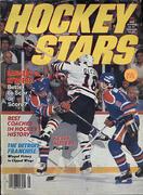 Hockey Stars Magazine January 1986 Magazine