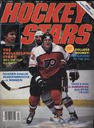 Hockey Stars Magazine May 1986 Magazine