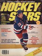 Hockey Stars Magazine March 1985 Magazine
