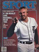 Sport Magazine July 1985 Magazine