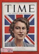 Time Magazine February 18, 1952 Magazine