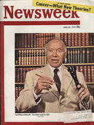 Newsweek Magazine April 28, 1952 Magazine