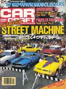 Car Craft Magazine October 1986 Magazine