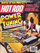 Hot Rod Magazine July 1986 Magazine