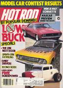 Hot Rod Magazine February 1987 Magazine