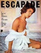 Escapade Magazine April 1961 Magazine