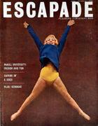 Escapade Magazine June 1960 Magazine