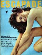 Escapade Magazine August 1962 Magazine
