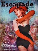 Escapade Magazine November 1956 Magazine
