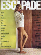 Escapade Magazine October 1965 Magazine