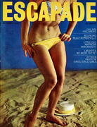 Escapade Magazine October 1963 Magazine