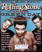 Rolling Stone Magazine January 26, 1995 Vintage Magazine