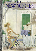The New Yorker August 6, 1955 Magazine