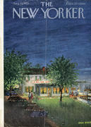 The New Yorker August 13, 1955 Magazine